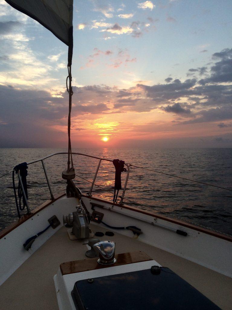 Sailing obx
