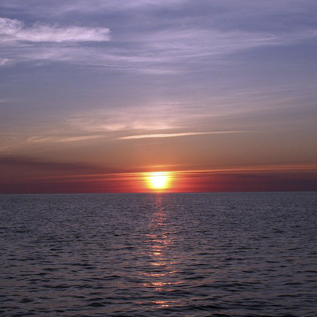 Sunset cruise Outer Banks i