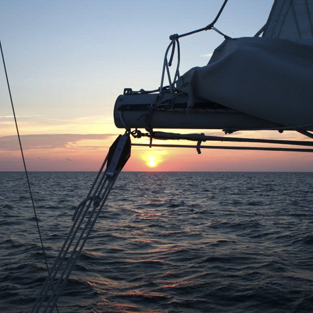 Sunset cruise Outer Banks m