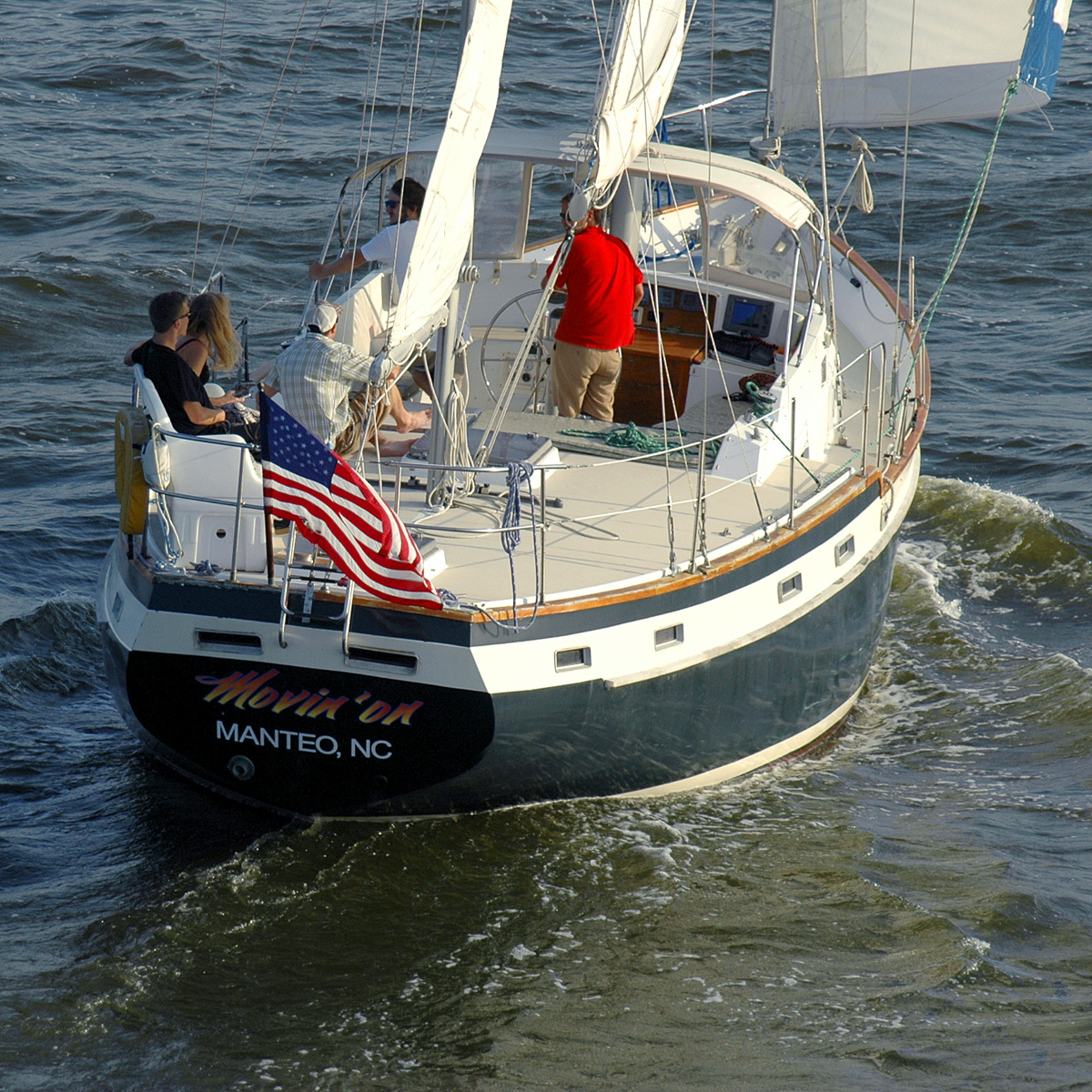 Sail Outer banks 1